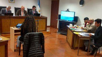 El juicio que se desarrolla en Sarmiento contra Maximiliano Nehiual.
