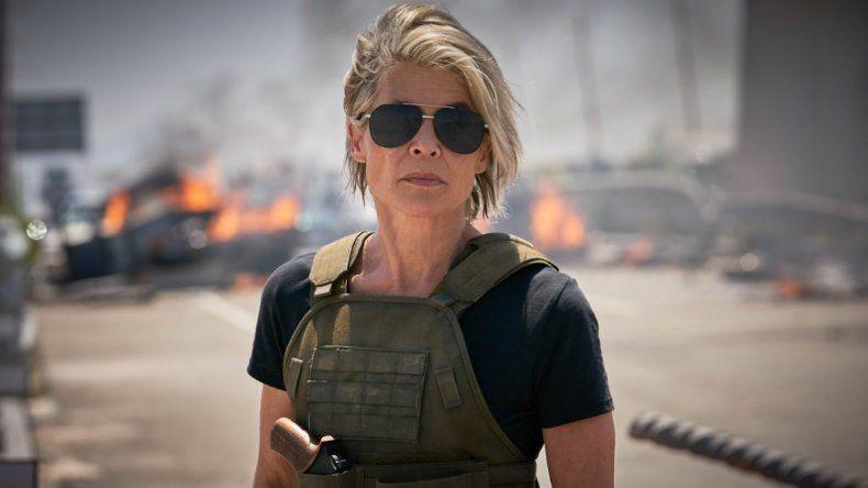 Vuelve Sarah Connor: el primer adelanto de Terminator: Destino Oculto