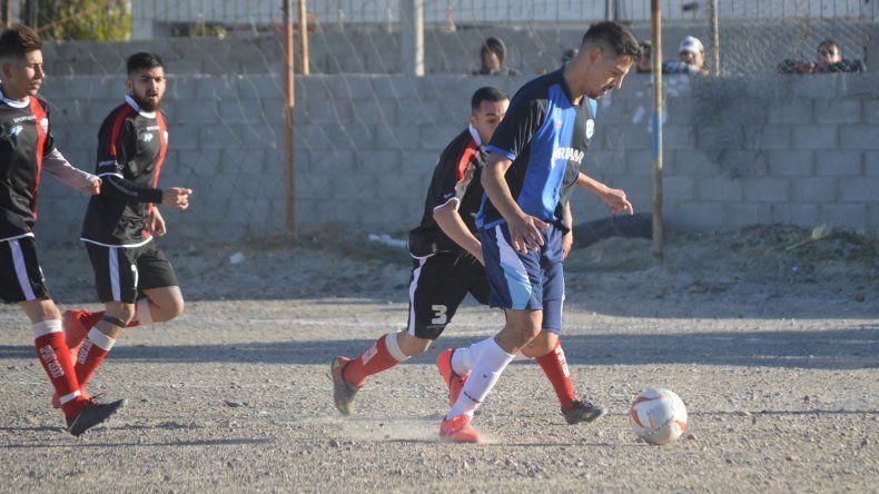 Caleta Córdova viene de golear 5-0 al Deportivo Roca en el partido pendiente de la quinta fecha.