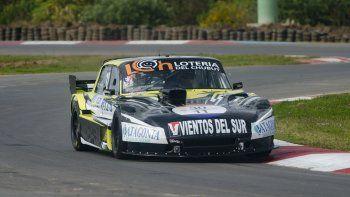 Gustavo Micheloud fue décimo en el primer entrenamiento, pero luego se ubicó séptimo en el segundo ensayo del TC Pista.