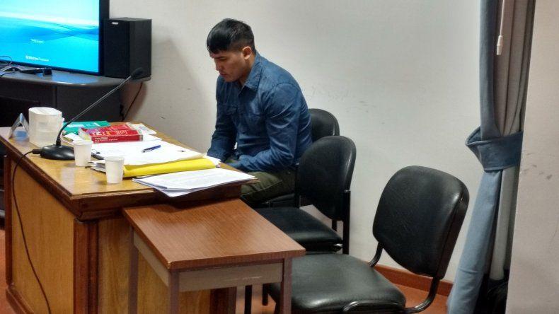 Maximiliano Nehiual reconoció ante el tribunal que asesinó a Bruno Suárez.