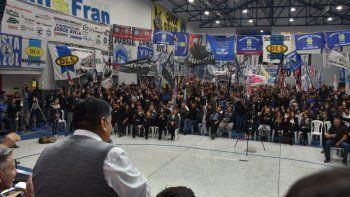Asamblea de Petroleros brindó su apoyo a la gestión de Avila