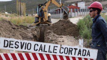 350 nuevos hogares contarán con el servicio de red cloacal
