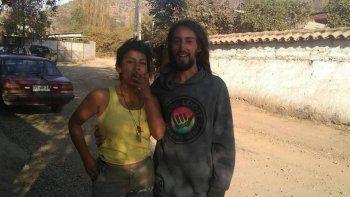 Hallaron en Chile a la pareja de mochileros