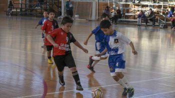 La Asociación Promocional de Fútbol de Salón disputó el último fin de semana un atractivo programa de partidos correspondientes al torneo Apertura.