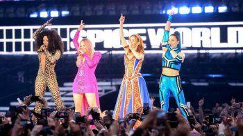 Las Spice Girls tuvieron un retorno tan malo que devolvieron las entradas