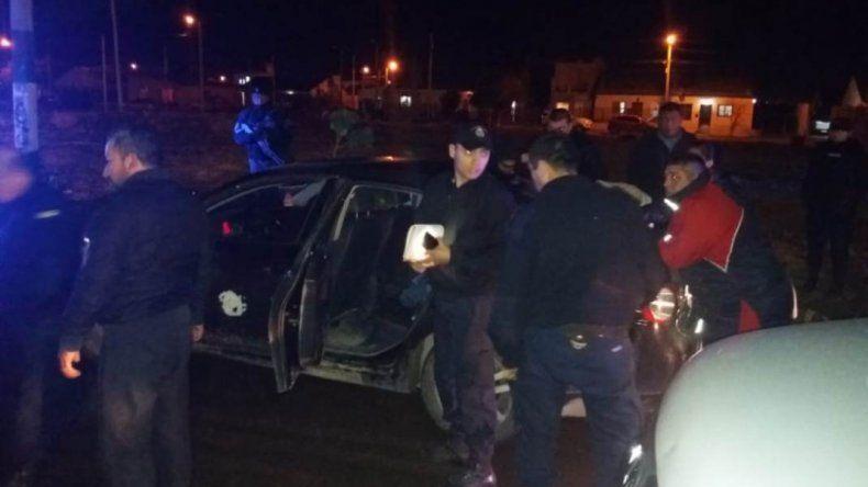 Cayeron tres hombres tras robar a mano armada 500 pesos y un celular