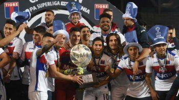 Tigre derrotó a Boca y logró el primer título de su historia