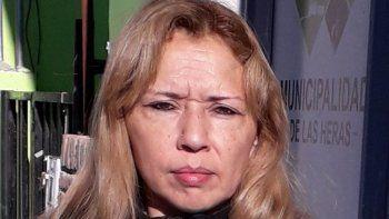 La empleada Mariela Sánchez fue despedida por la gestión municipal del intendente José María Carambia luego que difundiera un video dando cuenta el estado de abandono de un menor que estaba bajo un régimen de protección judicial.
