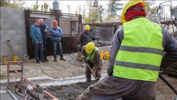 Linares: creamos 600 puestos de trabajo con la obra pública