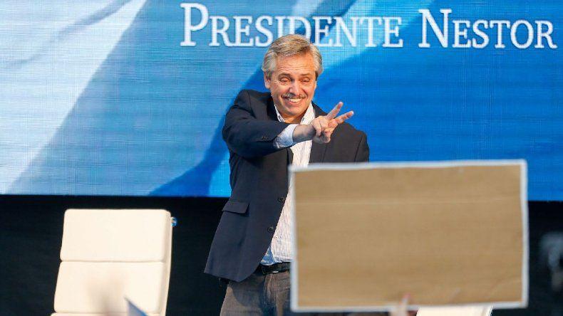 Alberto Fernández: estoy espléndido, para alegría de algunos y desgracia de otros