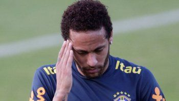 Neymar no jugaría la Copa América por la denuncia de violación