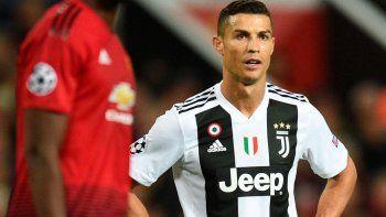 La mujer que acusó a Ronaldo de abuso sexual retiró la denuncia