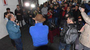 Gimnasio de Huracán será construido con aportes municipales