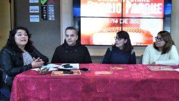 Integrantes de la agrupación Locutores Caleta, anunciaron una nueva capacitación para los profesionales de la voz.