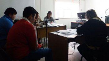 Los hermanos Quelincoy fueron detenidos por incidentes registrados el 30 de noviembre último y según la imputación de la fiscalía uno de ellos apuñaló a un joven.