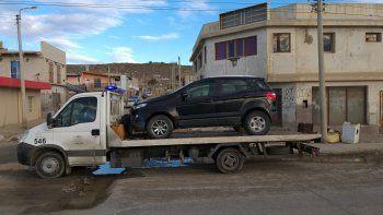 Secuestran un vehículo que había sido robado en La Plata