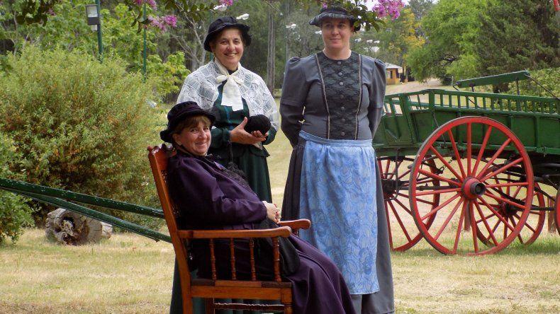 Molino Forclaz: un viaje al siglo XIX