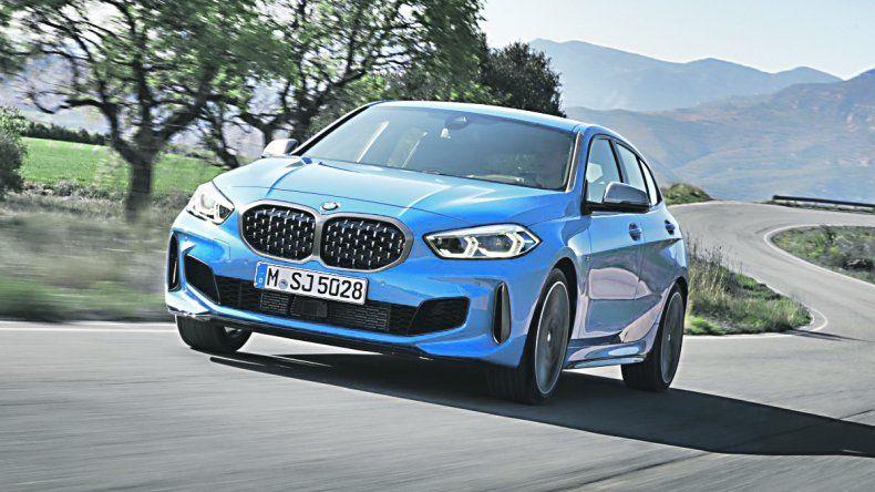 BMW Serie 1: Compacto con cambios totales