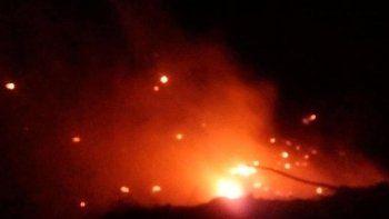Un hombre murió tras incendiarse su casa en Diadema