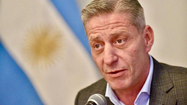 Mariano Arcioni (Chubut Al Frente).