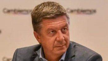 Gustavo Menna (Cambia Chubut).