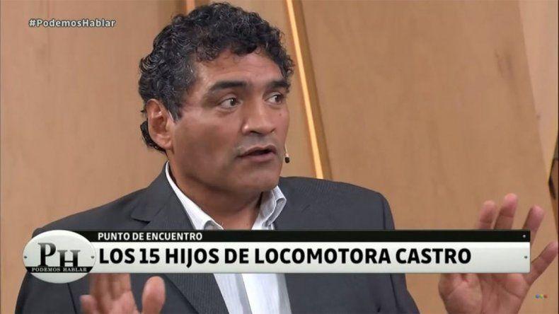 Roña Castro: 15 hijos, una estafa y su candidatura a diputado