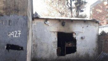 Tres niños y su mamá murieron calcinados en voraz incendio