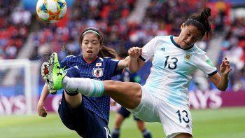 Argentina empató con una de las candidatas e hizo historia