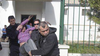 Juliana Uribe fue una de las internas afectadas en su salud por el incendio que se registró en 2017 en el pabellón de mujeres de la alcaidía.