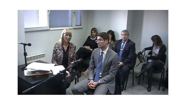 La Fiscalía solicita que se impugne el sobreseimiento de Parra.