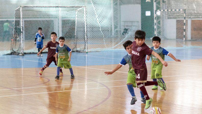 El fútbol de salón de la Asociación Promocional disputó el fin de semana ocho partidos de la fase regular del torneo Apertura.