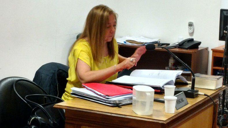 Laura Castagno es la fiscal que lleva adelante la causa.