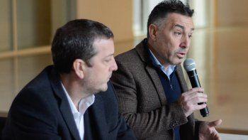 Los ministros Ignacio Perincioli y Leonardo Alvarez cuestionaron la falta de voluntad del Gobierno nacional para habilitar la Zona Franca de Río Gallegos.