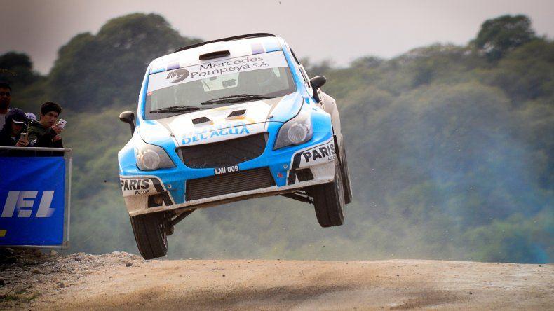 En Esquel está todo listo para recibir a la cuarta fecha del Campeonato Argentino de rally.