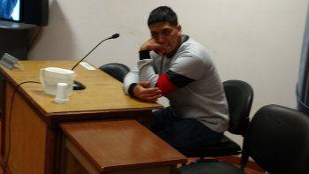Martín Napal pasará trece años y medio en prisión por el intento de homicidio de su expareja en Río Mayo.
