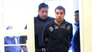 Rodrigo Delgado cumple prisión perpetua.
