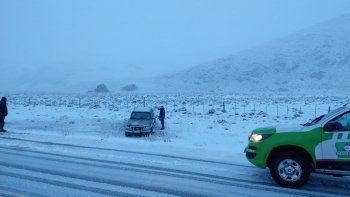 Defensa Civil monitorea rutas ante el alerta meteorológico