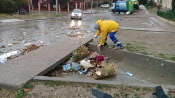 Desagües limpios: evitá sacar los residuos
