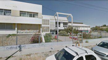 Suspenden actividades en la Escuela de Arte por filtraciones de agua