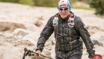 Sebastián Armenault ha corrido en los lugares más increíbles y peligrosos. Todo por ayudar a quienes más lo necesitan.