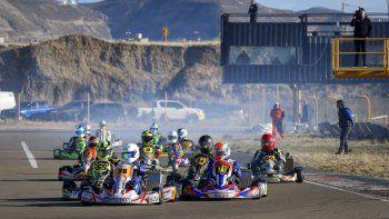 El kárting sale a desafiar el frio otoñal esta tarde cuando se corra la cuarta fecha del campeonato.