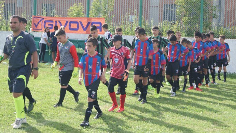 Los chicos de Comodoro FC siguen sumando experiencia internacional.