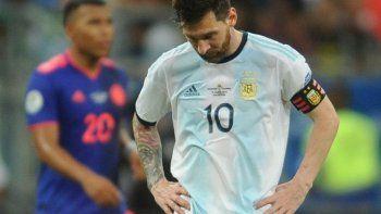 La pequeñez de Messi