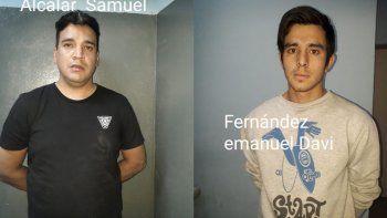 se fugaron dos presos: uno imputado por femicidio y el otro por violacion