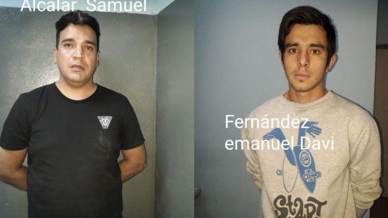 Se fugaron dos presos: uno imputado por femicidio y el otro por violación