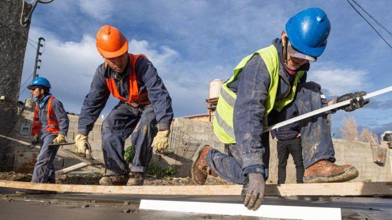 Unos 4 millones invertidos en obras de pavimentación en el barrio General Mosconi