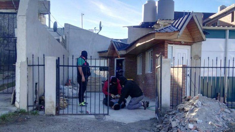 En barrio Pueyrredón detuvieron a un condenado que se encontraba prófugo