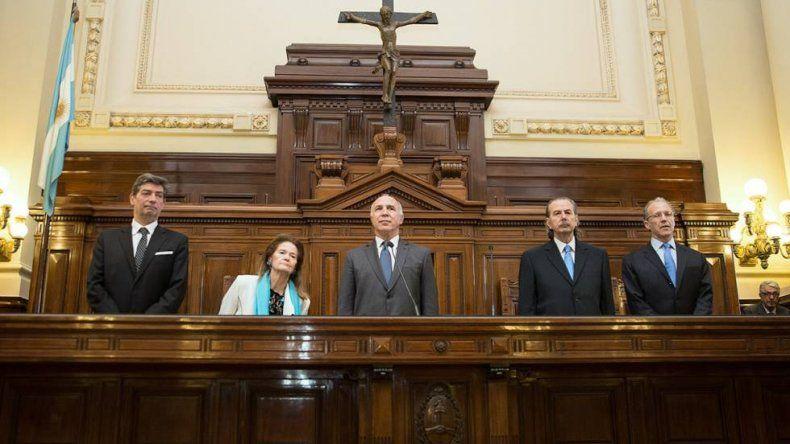 La Corte Suprema ordenó frenar la difusión de escuchas ilegales