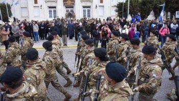 El Comando de la IX Brigada Mecanizada será escenario de los actos de hoy.